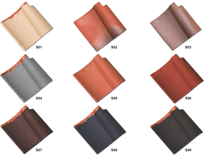 Spanish S Roof Tile