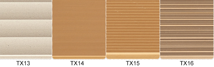 Texturytan av Terracotta Rainscreen
