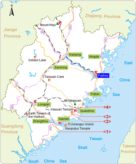 Map of China, Contact LOPO Terracotta Proudcts Corporation Limited