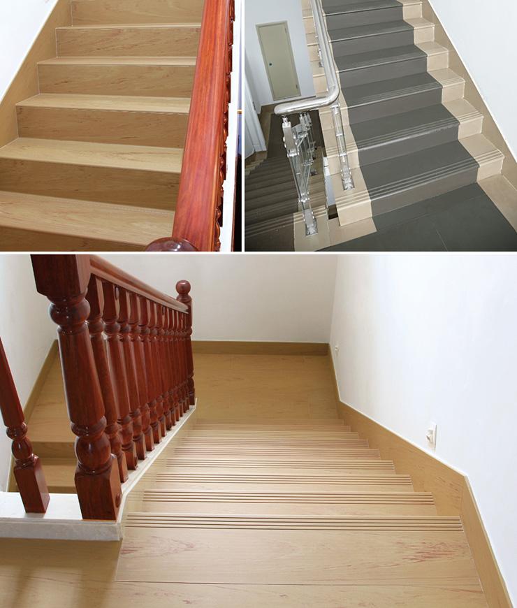 Лестница Панель из терракотовой полы, Терракотовая лестница