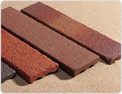 Sand Surface of Terracotta Tile