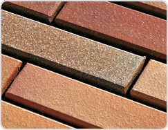 Restored Surface of Clay Tile