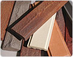 Split Rock Surface of Wall Tile
