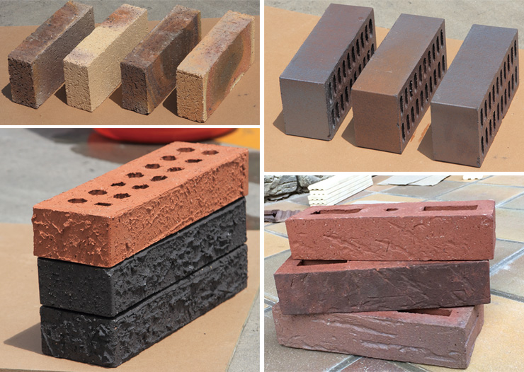 terracotta wall brick