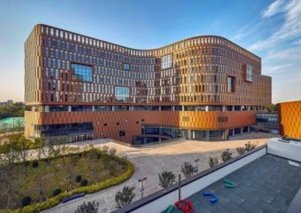 "LOPO Terracotta Panel Project ha vinto ""China Building Construction Luban Awards"""