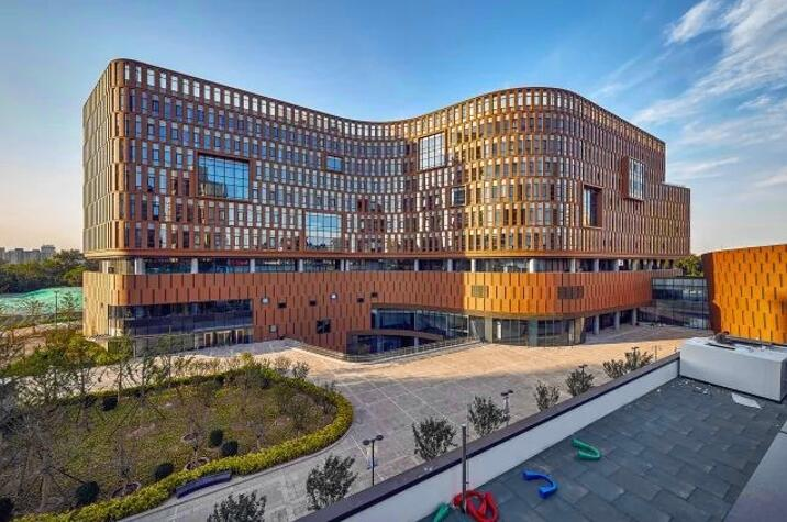 "LOPO Terracotta Panel Project won ""China Building Construction Luban Awards"""