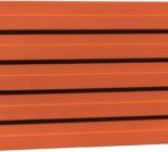 Grooved Finish Terracotta Facade Panel | FG503463