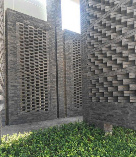 LOPO Terracotta Brick Project - Zhijiang Flying Tigers Memorial Hall Renovation