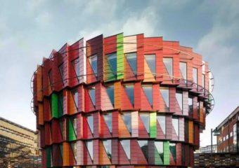 Depois de ver esses dez projetos, ninguém mais conhece os painéis de revestimento de fachadas de terracota mais do que você!