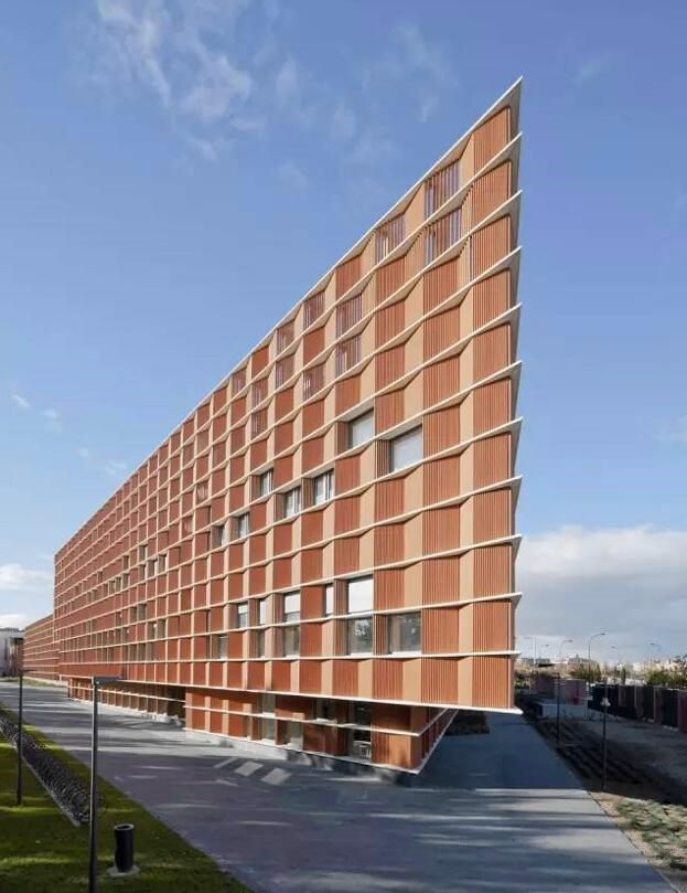 After Seeing These Ten Projects, No One Else Knows Terracotta Facade Cladding Panels More Than You Do!