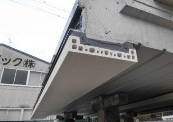 조립식 건물에 사용되는 LOPO 테라코타 패널