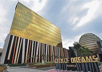 Caso do Projeto Terracota - Hyatt City of Dream Manila