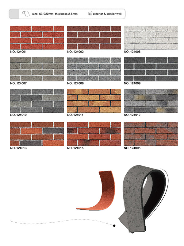 Soft Tiles - nuovi prodotti da LOPO Terracotta Corporation