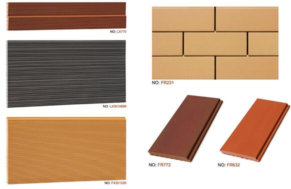 LOPO Terracotta Thin Panels