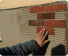 LOPO Flexible Brick Application Method