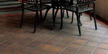 Terracotta vloertegel Terracotta tegelvloeren Klei vloertegels Leverancier