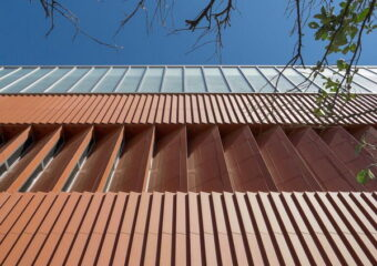 Architecturaal Terracotta Panel Project - Shanghai Vanke Community Center