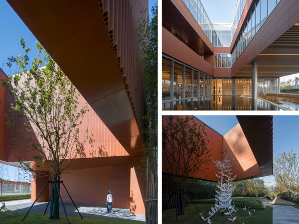 Architectural Terracotta Panel Project – Shanghai Vanke Community Center
