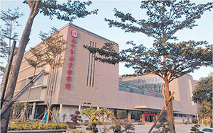 Nanning National Archives moved to a new home