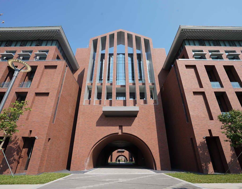 Combined Red-Brick University- Guangzhou International Campus of SCUT