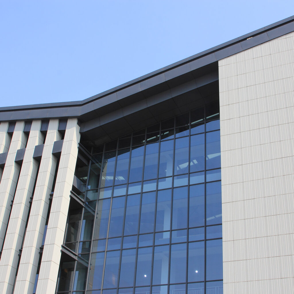 Facade project of Everbright Environmental Energy Power Plant
