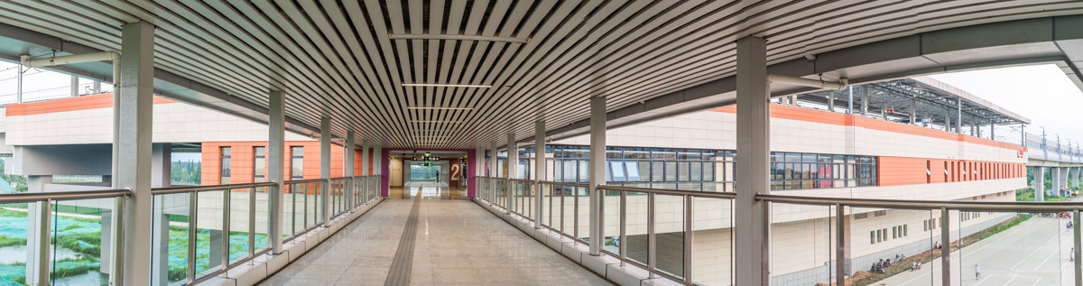 Terracotta Panel Project -Nanjing Metro Linshan Station