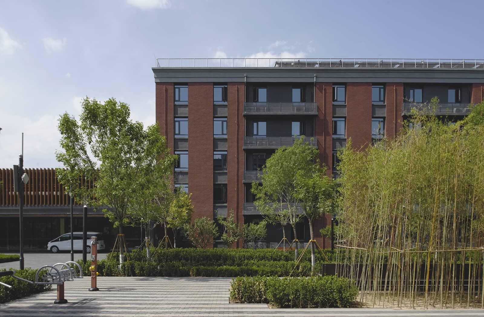 Facade Renovation Project - Vanke Suiyuan Elderly Care Center