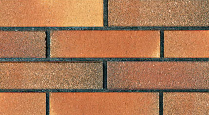11mm Thickness Fireproof Terracotta Wall Brick