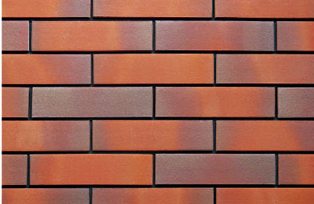 Metallic Exterior Decorative Brick Walls