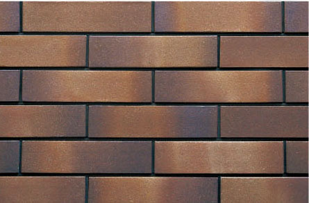 Metallic Color Unglazed Terracotta Wall Tile