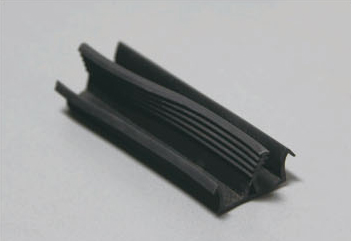 Durable Rubber Strips Terracotta Panel Fixing Parts