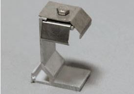 Terakota Bagietka Instalacja Materiał aluminiowy