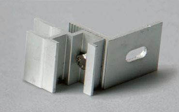 30mm厚さテラコッタパネルタイルクリップ