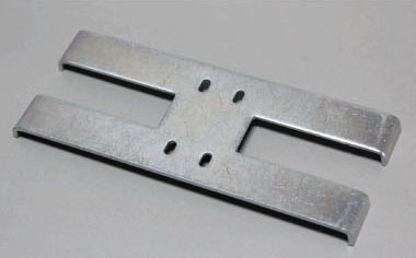 Aluminum Short Hanging Arm Fixing Components