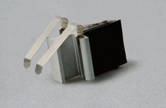 Aluminiowe wsporniki systemu Terracotta Facade