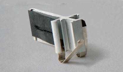 テラコッタファサードウォールパネル背面固定部品