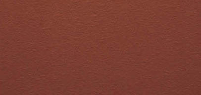 Dark Red Terracotta Ceramic Plate for Exterior Wall