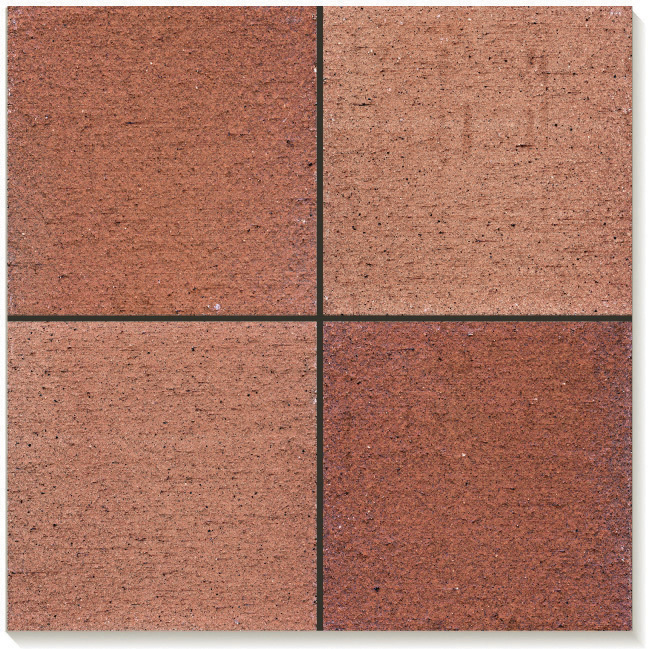 Matt Terracotta Brick Tile for Floor Paving