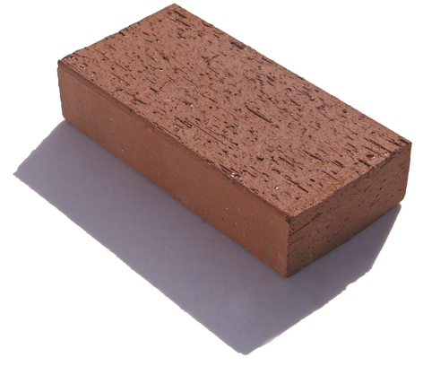 Red Thick Terracotta Brick for Floor Decoration