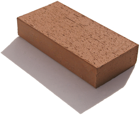LOPO Thick Clay Brick for Paving