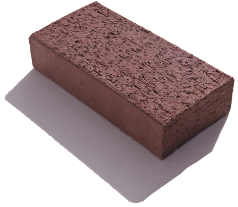 Thick Terracotta Clay Brick Tile