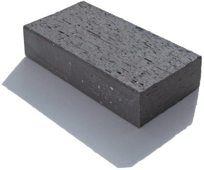 Fireproof Grey Clay Brick for Floor Paving