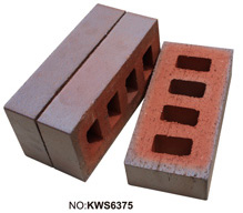 Hollow Structure Terracotta Wall Brick for Exterior