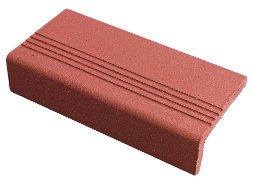 Anti-slip Terracotta Clay Stair Tile