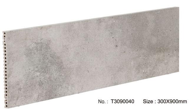 Marmeren textuur Keramische paneelbekleding voor gevel