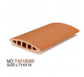 Unglazed Curtain Wall Terracotta Louvres
