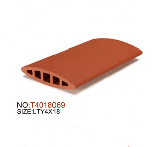 Exterior Wall Terracotta Architectural Louvers