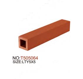 Natural Clay Material Building Terracotta Baguette