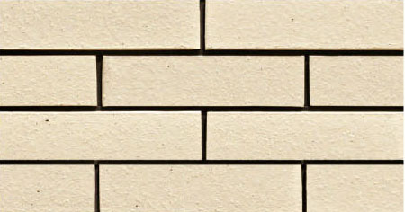 White Color Clay Split Brick for Wall Decorative