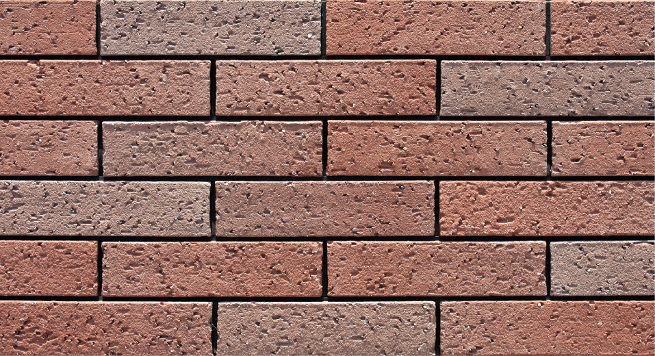 Exterior Decorative Brick Walls for Commercial Building